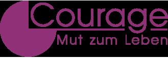 Courage - Anerkannter Träger der freien Jugendhilfe - Logo